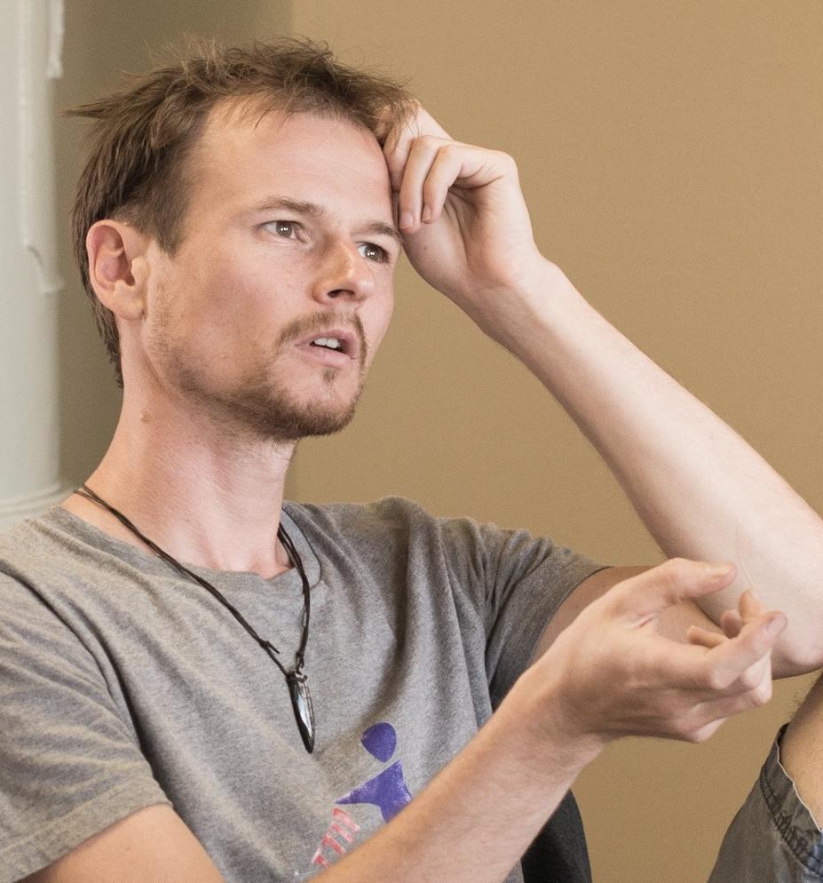 Marco Lehner, Portrait